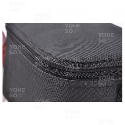 YOHESO 4L Large Insulated Thermal Lunch Box Warm Cooler Food Bag BW5001